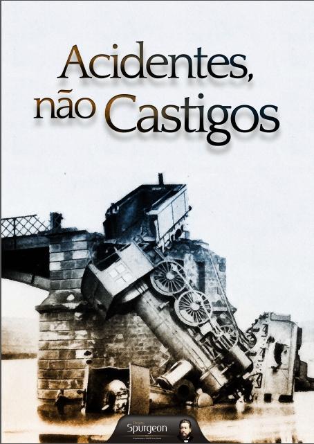 Acidentes, Não Castigos (capa)
